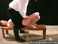 Porno: Niewolnik, Fetysze, Związani, Wiązanie