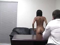 Порно: Молоді Дівчата, Кастинг, Молоді Дівчата, Диван