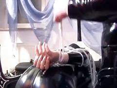 Porno: Bandažas, Dailios, Fetišas, Brunetės