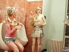 Porno: Lesbietes, Meitenes, Fetišs, Savādie