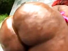 Porno: Tõmmu, Suur Tagumik, Paks, Mustanahaline