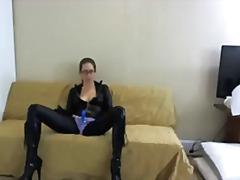 Porno: Kodus, Fetiš, Vibraator, Masturbeerimine