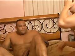 Porno: Ropa Íntima, Rubia, Ménage À Trois, Masturbándose