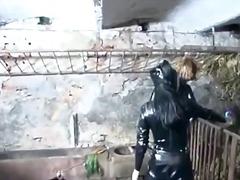Porno: Grupinis, Bandažas, Bdsm, Fetišas