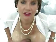 Porno: Qadın Kişini, Bağlı, Yaşlı, Fetiş