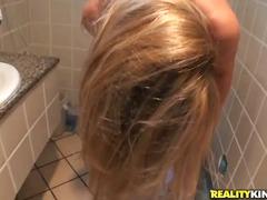 Porno: Blondinės, Kaubojė, Plaukuotos Putės, Darbelis