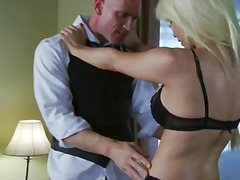 Big titted blonde alexis ford in
