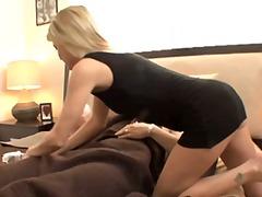 Porno: Sifətə Tökmək, Sarışın, Döymə, Xalaşka