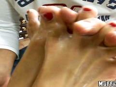ポルノ: アジア人, 金髪, フランス人, 病院