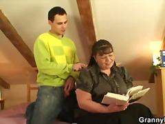 פורנו: אמא, סבתות, נשואה, מציאותי
