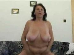 Порно: Големи Цицки, Баба, Прст, Дилдо