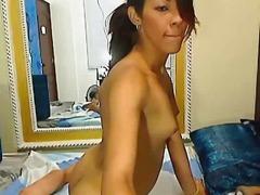 Porno: Cica, Tinejgjerkat, Webkamera, Solo