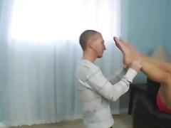 Porno: Yalamaq, Ayaq Fetişi, Ayaq Fetişi