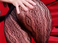 جنس: طيز, مداعبة, جوارب طويلة