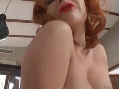 Porno: Flokëkuqe, Cica, Striptizerka