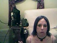 پورن: زن نما, آماتور, دود کردن, خانگی
