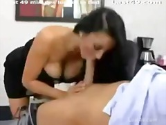 Phim sex: Đại Gia, Thư Ký, Ngực Nở