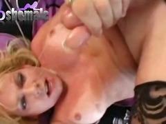 Porno: Ağır Sikişmə, Sifətə Tökmək, Sxoylamaq, Üstünə Qurtarmaq
