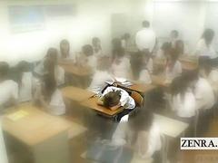 Porno: Tinejgjerkat, Japoneze, Në Shkollë, Fetish