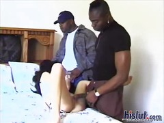 Porno: Sex Met Z'n Drieën, Anaal, Oraal, Donker Gekleurd