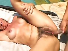 Porno: Xalaşka, Yaşlı, Böyük Döşlər, Tüklü