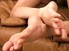 Porno: Ayaq Fetişi, Fetiş, Kobud, Iş
