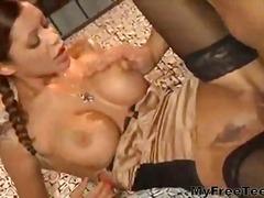 Porn: Velike Joške, Nogavice, Fafanje, Rjavolaska