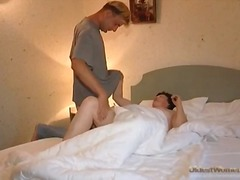 Porno: Zarostlý, Zralý Ženský, Ruční Práce