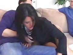Pornići: Čipkaste Gaćice, Čarape, Kavez Za Kitu, Supruga