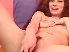 Porno: Pežas, Masturbācija, Vibrators, Milzīgi Pupi