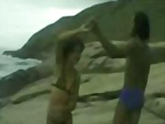 Porno: La Plaja, Laba, La Colegiu, Sperma Aruncata Pe Fata