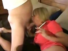 Pornići: Starije, Pušenje Cigara, Mama