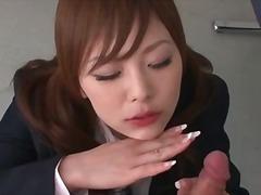 Porno: Çalanşik, Məktəb, Yapon