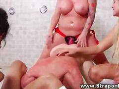 Porno: Joguina, Hardcore, Dona Amb Consolador Cinturó, Dones Dominades