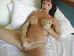 Porno: Sataşmaq, Tənha, Böyük Döşlər, Masturbasya