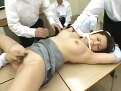 Porno: Fajka, Kozy, Gangbang