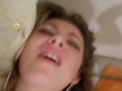 Porno: Izskūtās, Smagais Porno, Brunetes, Rokas Kamera