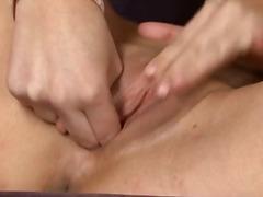 Porno: Pusmūža Sievietes, Solo, Blondīnes, Maksts