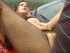 Porno: Üstünə Qurtarmaq, Amcıq, Çöldə, Kürən
