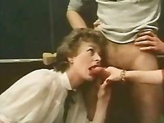 ポルノ: ドイツ人, 教師, 乱交, 射精