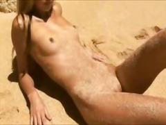 Porn: Աղջիկ, Սոլո, Դրսում, Նիհար