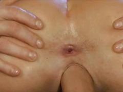 Porr: Trekant, Dubbelpenetration, Stora Bröst, Blond