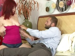 Porno: Deepthroat, Lecken, Kotzen, Blowjob