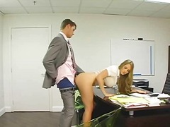 جنس: كس مشعر, في الشغل, في المكتب, من الخلف