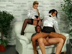 Porno: V Trojke, Tvrdé Porno