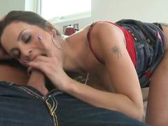 Porno: Prsatý Holky, Lízání, Penisy, Felace