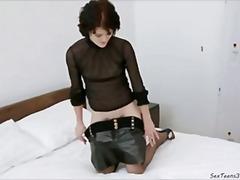 Porno: Punčochy, Píča, Otevřený Díry, Zásuny