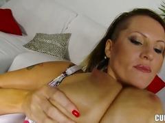 Porno: Prsatý Holky, Nahý, V Práci, Obrovské Penisy
