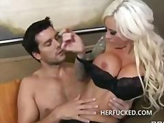 پورن: پستون گنده, ستاره فیلم سکسی, مو بور, سکس دهنی