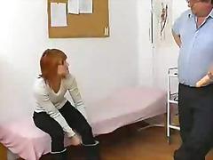 Porn: प्रसूतिशास्री, लाल सिर वाला, डाक्टर